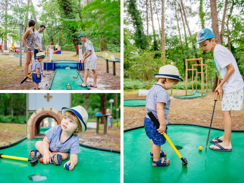Mini-golf Lac Maguide