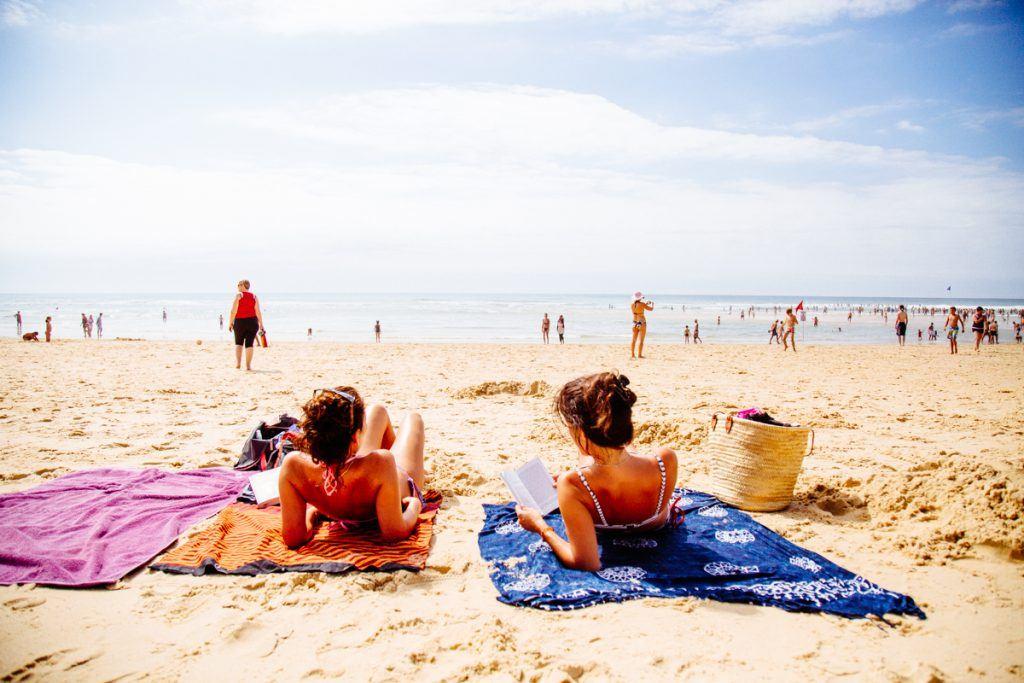Une journ e de vacances biscarrosse et sur les grands lacs office de tourisme des grands - Office du tourisme biscarrosse plage ...
