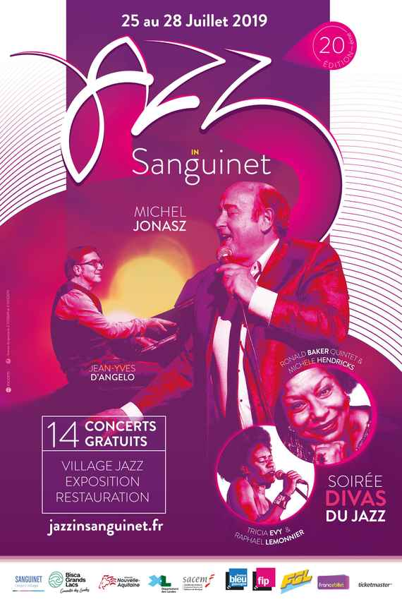 jazz in sanguinet 2019